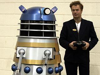 Hello Dalek. . .