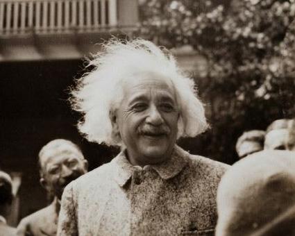 Breaking News: Albert Einstein