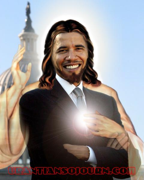 Savior Barack Obama