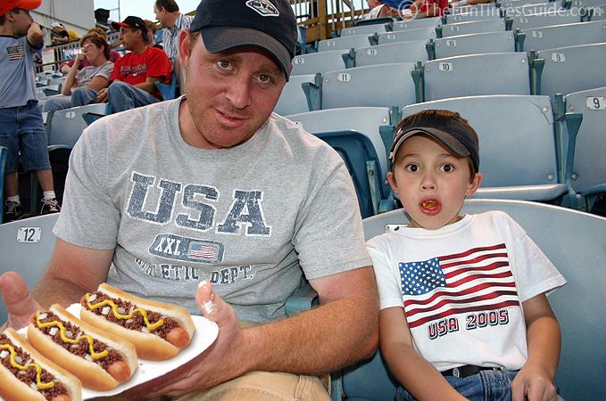 Hotdog USA Love