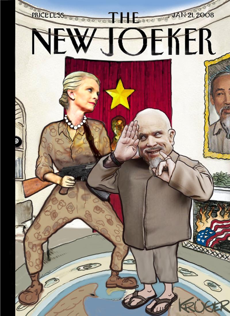 Manchurian McCain