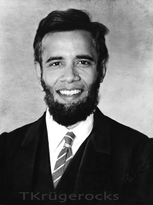 Traitorous Muslim Obamaham Lincoln