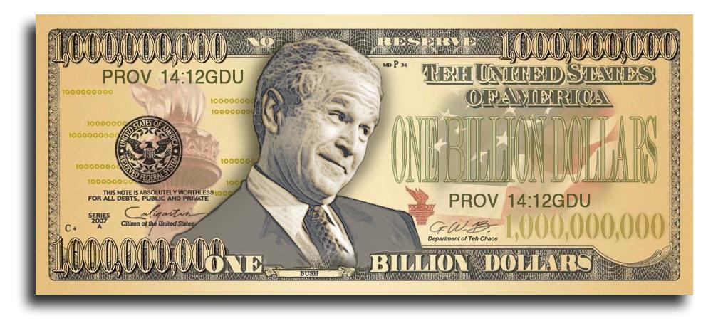 The Bush Billionaires