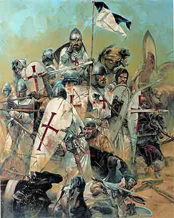 Crusaders R' Us