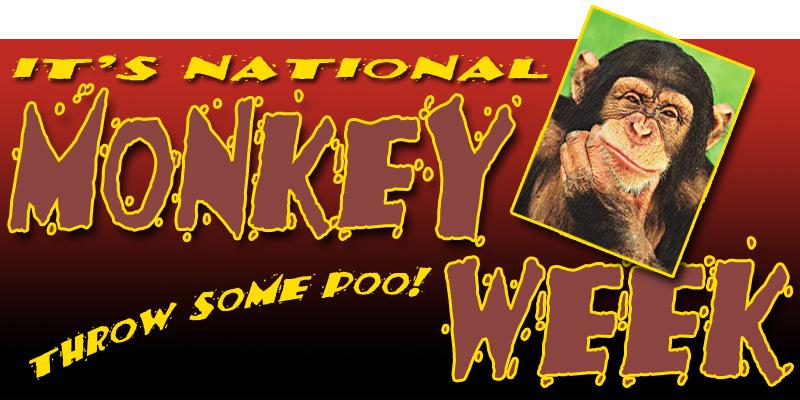 National Monkey Week