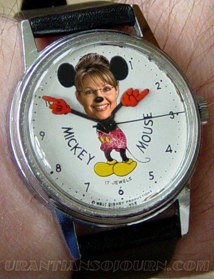 Sarah Baradiva's Doomsday Clock