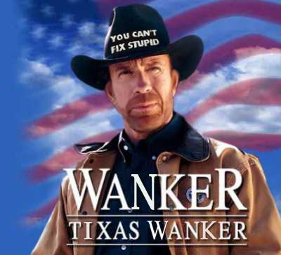 chuck wanker