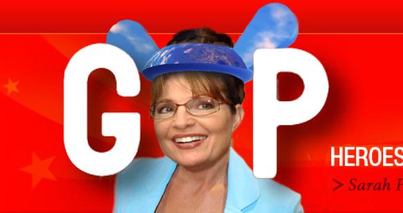 GOPPER: Palin