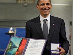Obama's Nobel Prize Speech
