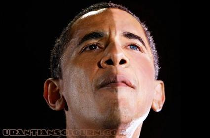 Obama: Black & White