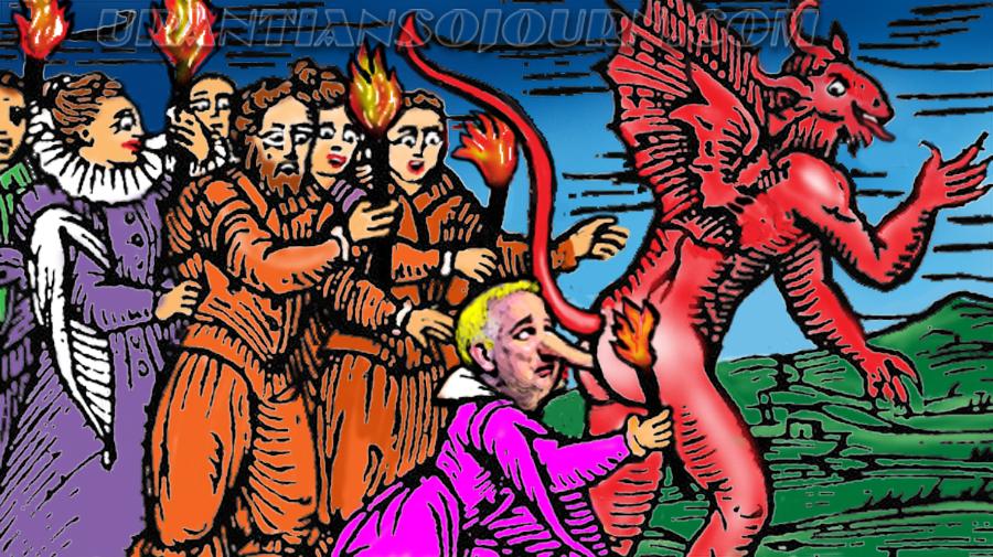Kissin Satan's Ass