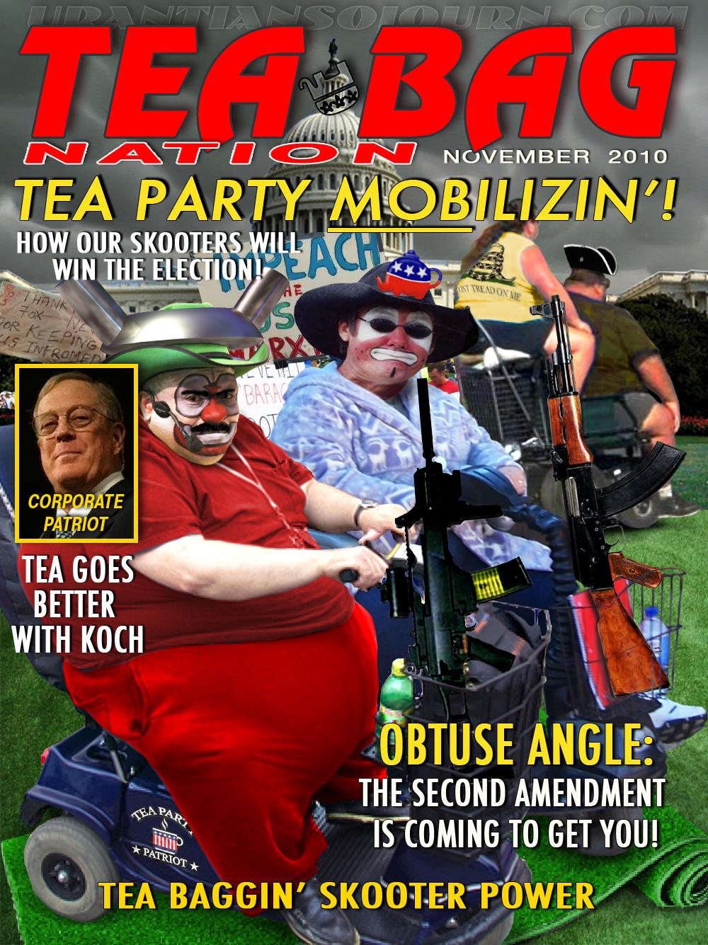 TEA BAG Nation