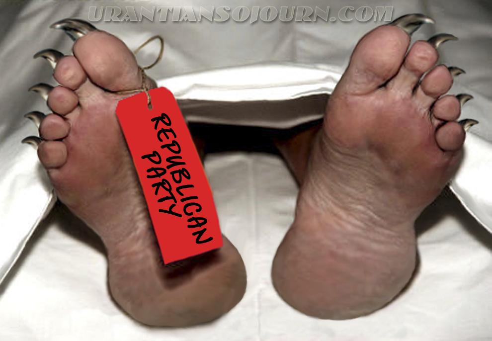 Republican Party Suicide
