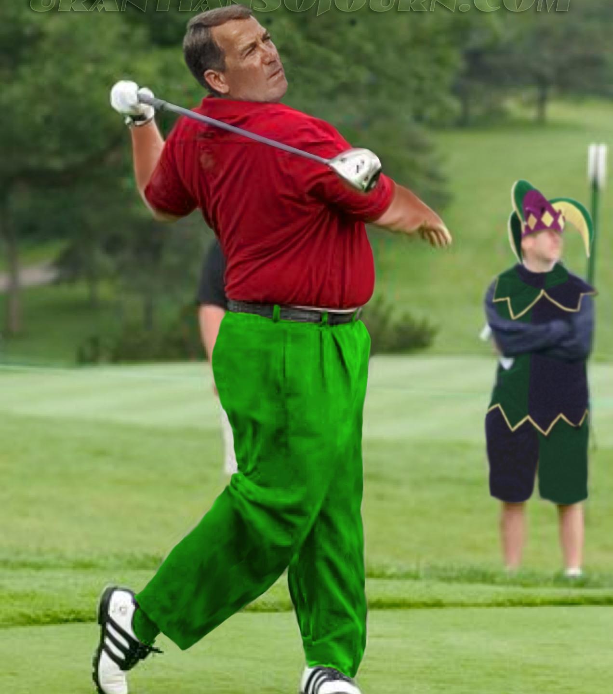 Boehner Announces Green Jobs
