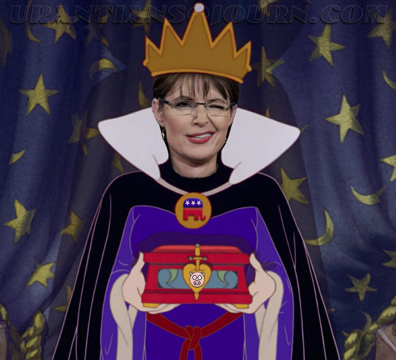 Palin Queen