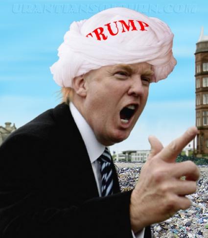Ayatollah Drumpf