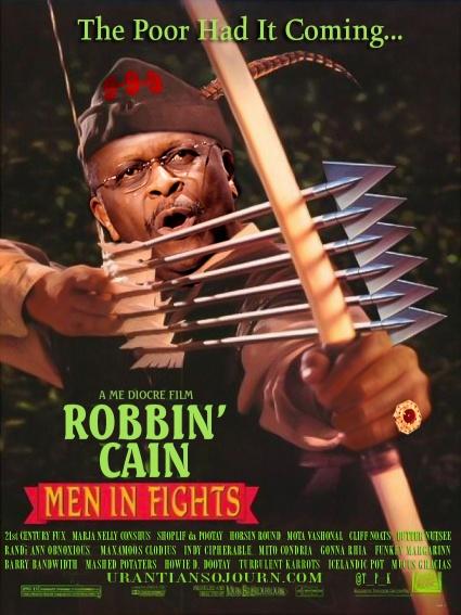 robin herman cain