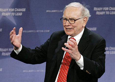 Buffet Calls Murdoch Out