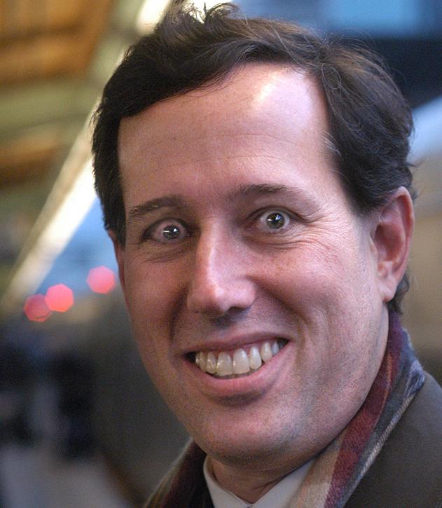Horse Eye Santorum