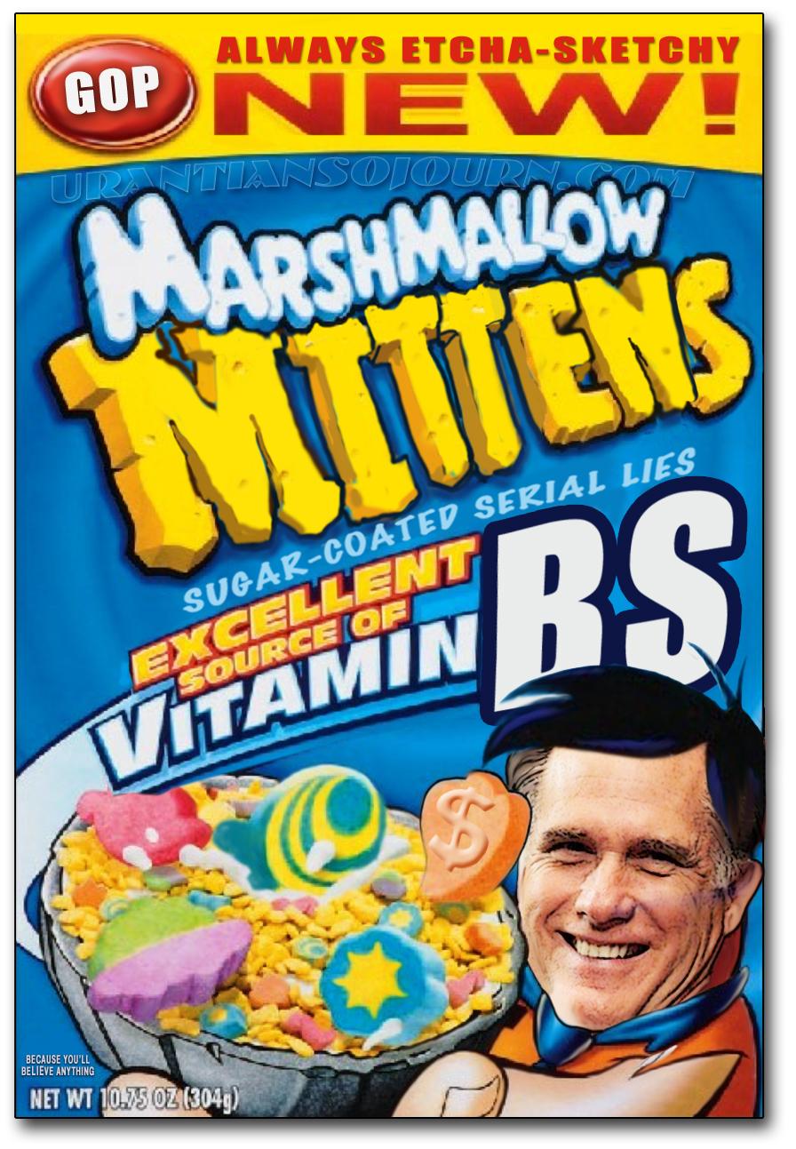 Serial Liars: Marshmallow Mittens