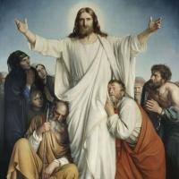 Christ Consolator by Carl Bloch, 1886