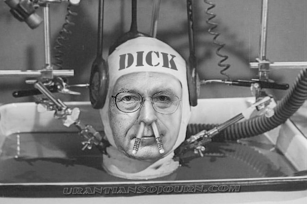 Dick In Undisclosed Location