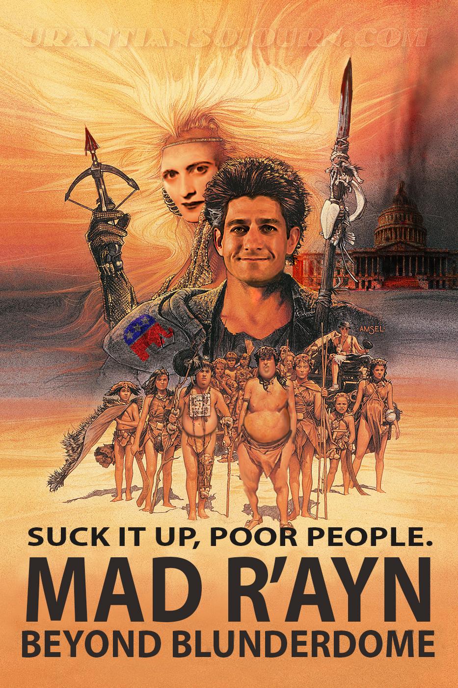 Paul Ryan Beyond Blunderdome