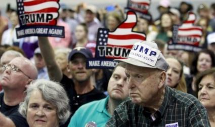 trump fans