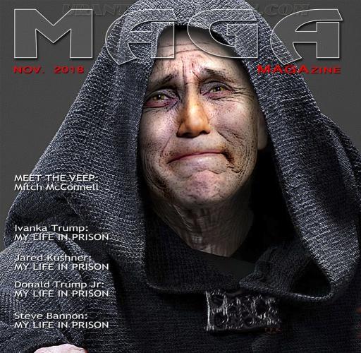 #MAGA MAGAzine
